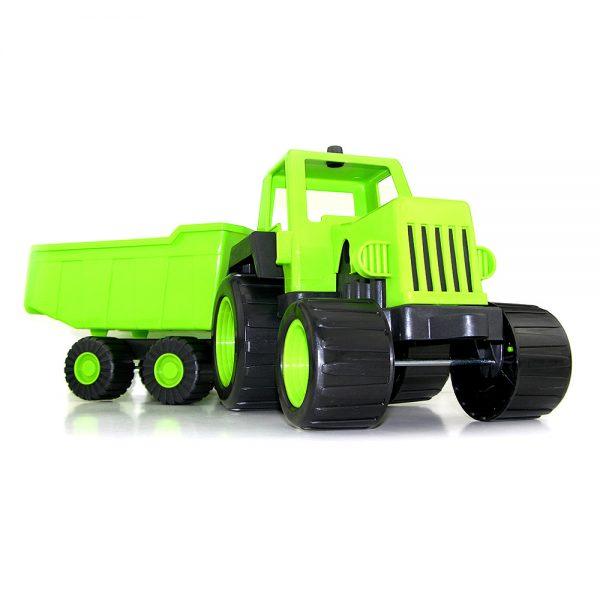 Traktor utánfutóval - Pietrotoys.com